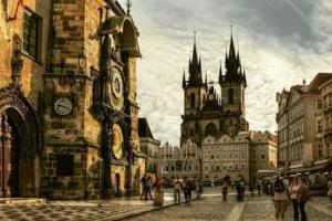 Четыре дня в Праге + замки* + Вена* + Дрезден