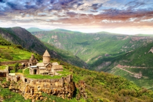 Осенний марафон «по-грузински»