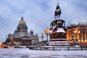 «Новогоднее путешествие в Петербург» с 01.01 по 08.01.2020 с выездом из Ростова