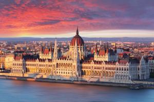 Прага – Вена – Будапешт – Дрезден*