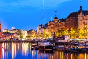 Хельсинки - Стокгольм