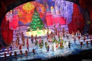 «Новогодняя Кремлёвская ёлка в Москве!»